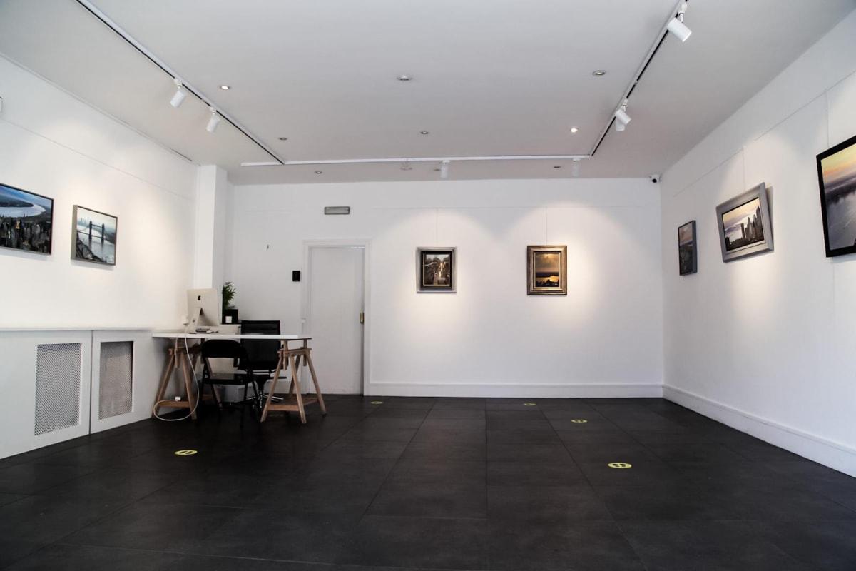 Cristobal Perez Garcia Solo exhibition