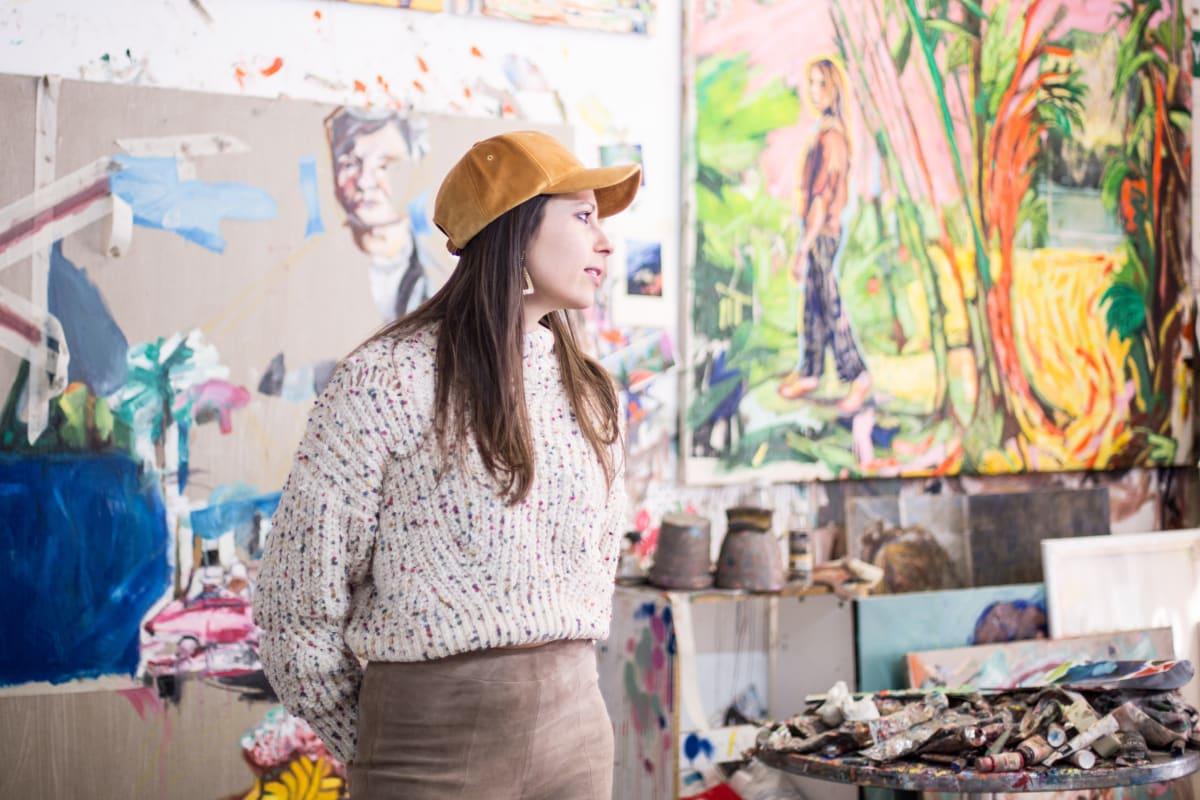 Takeover Tuesday with Athena Anastasiou, Affordable Art Fair