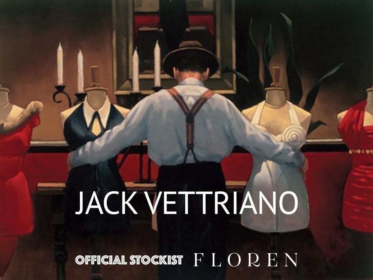 Jack Vettriano - A Catalogue Raisonné of Signed Limited Edition Prints