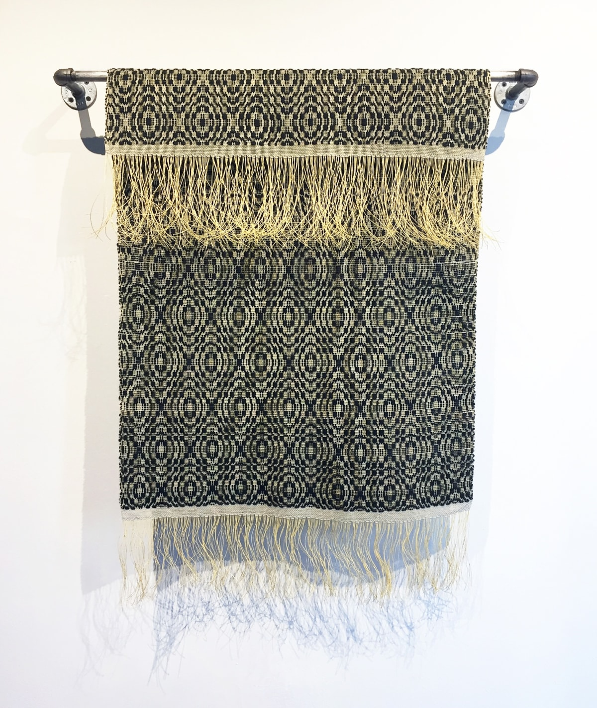 Erika Diamond Overshot Safety Blanket (lapghan) - from Imminent Peril