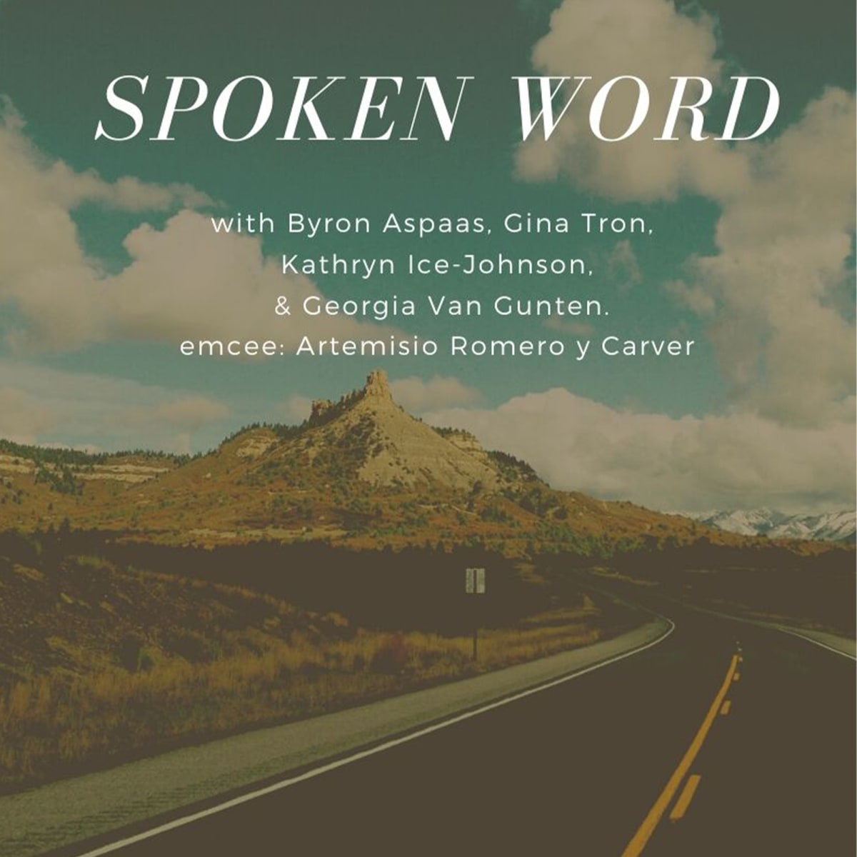 Santa Fe Scribbler Presents: Spoken Word