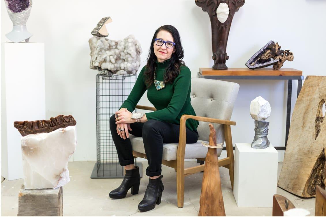 Debra Baxter: 2019 Joan Mitchell Award Recipient