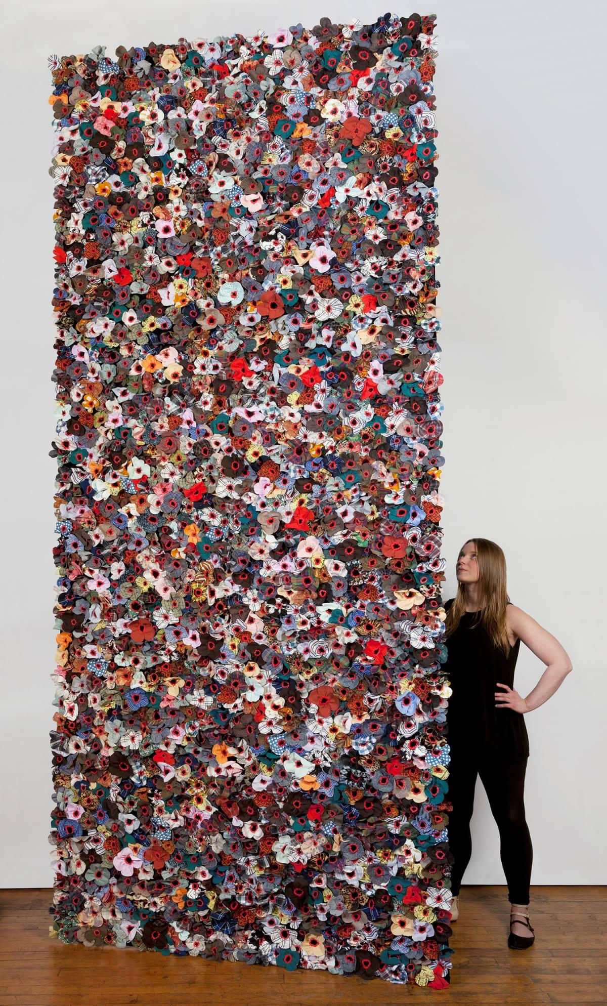 Jodi Colella at Fuller Craft Museum