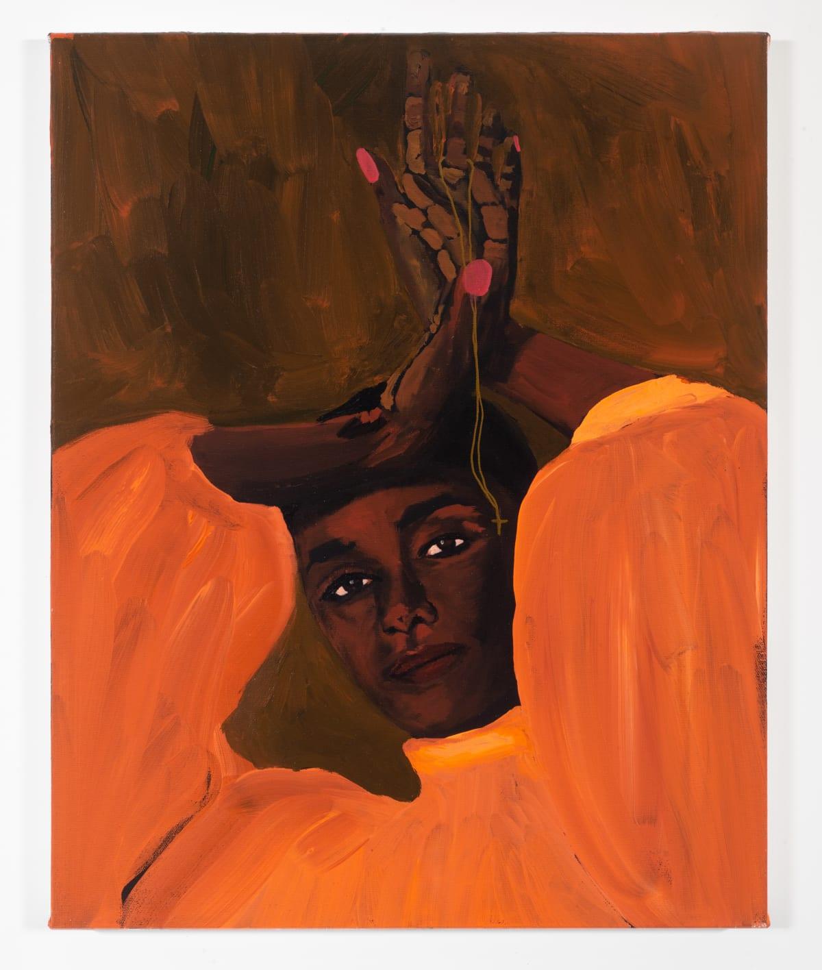 Saw My Shadow: New Work by Danielle Mckinney