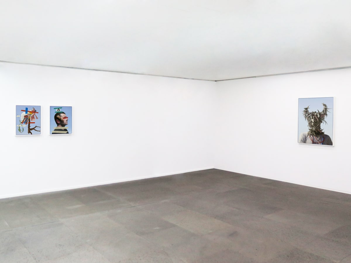 Galerie Du Monde Juan Ford Blank Installation View 3