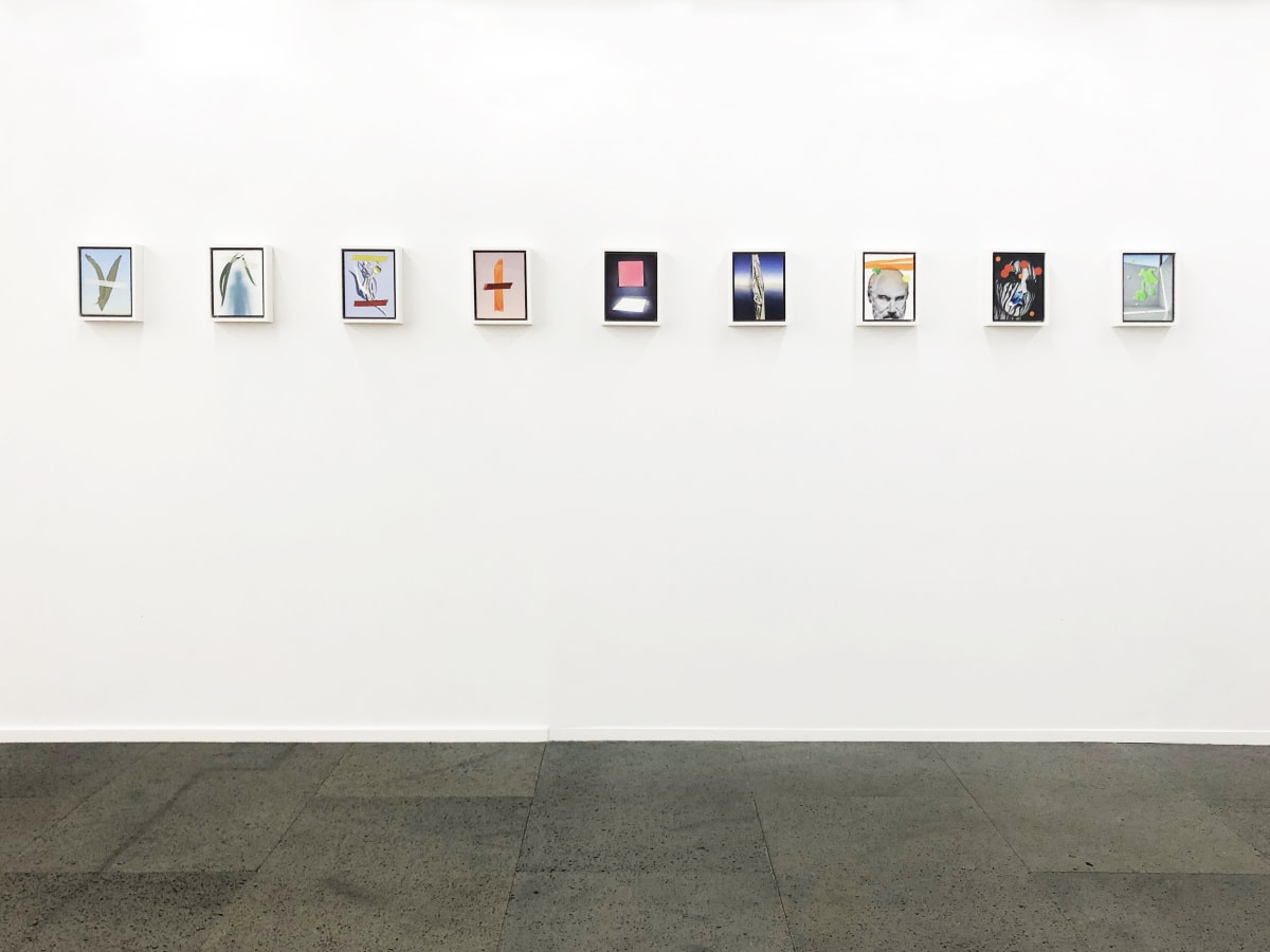 Galerie Du Monde Juan Ford Blank Installation View 5