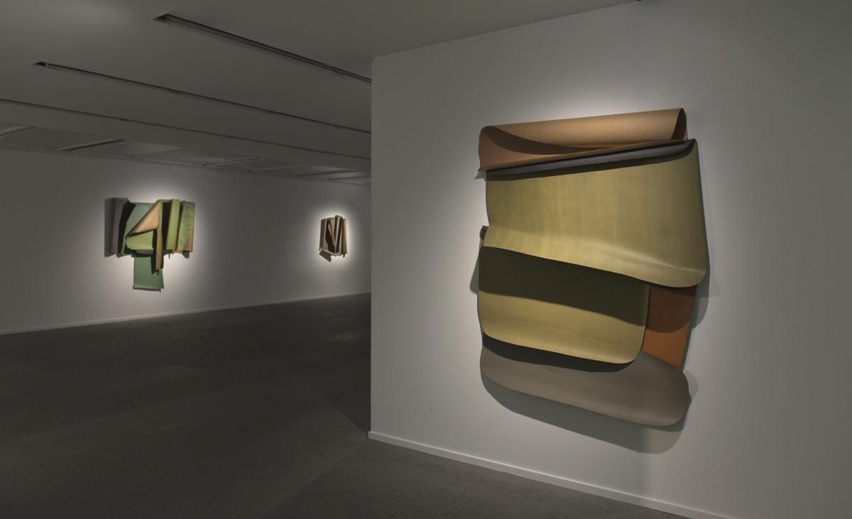 Galerie Du Monde Yao Hai Solo Exhibition Installation View 1