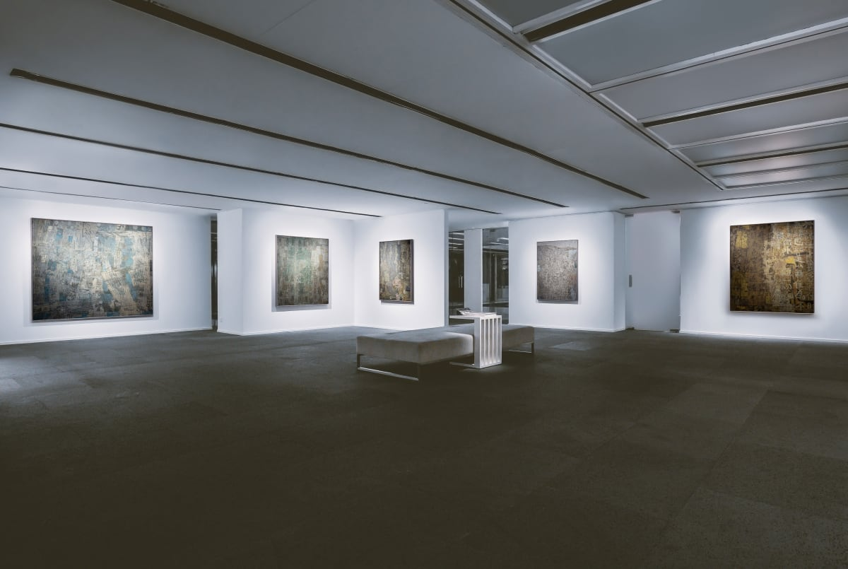 Galerie Du Monde Fong Chung Ray 2018 Enlightenment Installation View 4