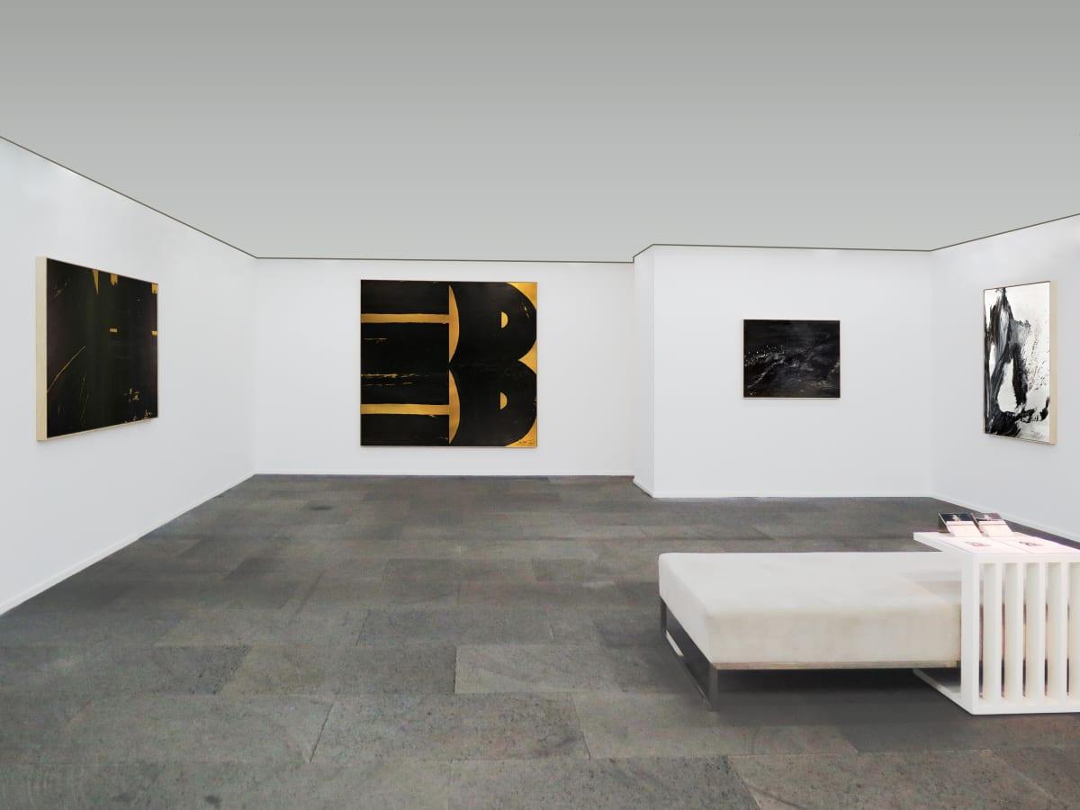 Galerie Du Monde Cn Liew Solo Exhibition Installation View 2
