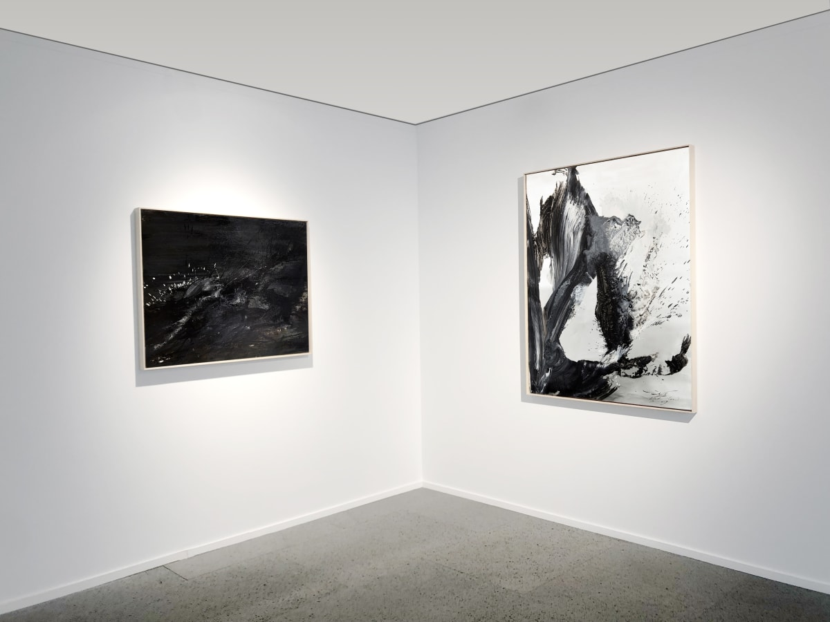 Galerie Du Monde Cn Liew Solo Exhibition Installation View 4