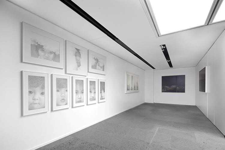 Galerie Du Monde Zhu Yiyong Solo Exhibition 2016 7