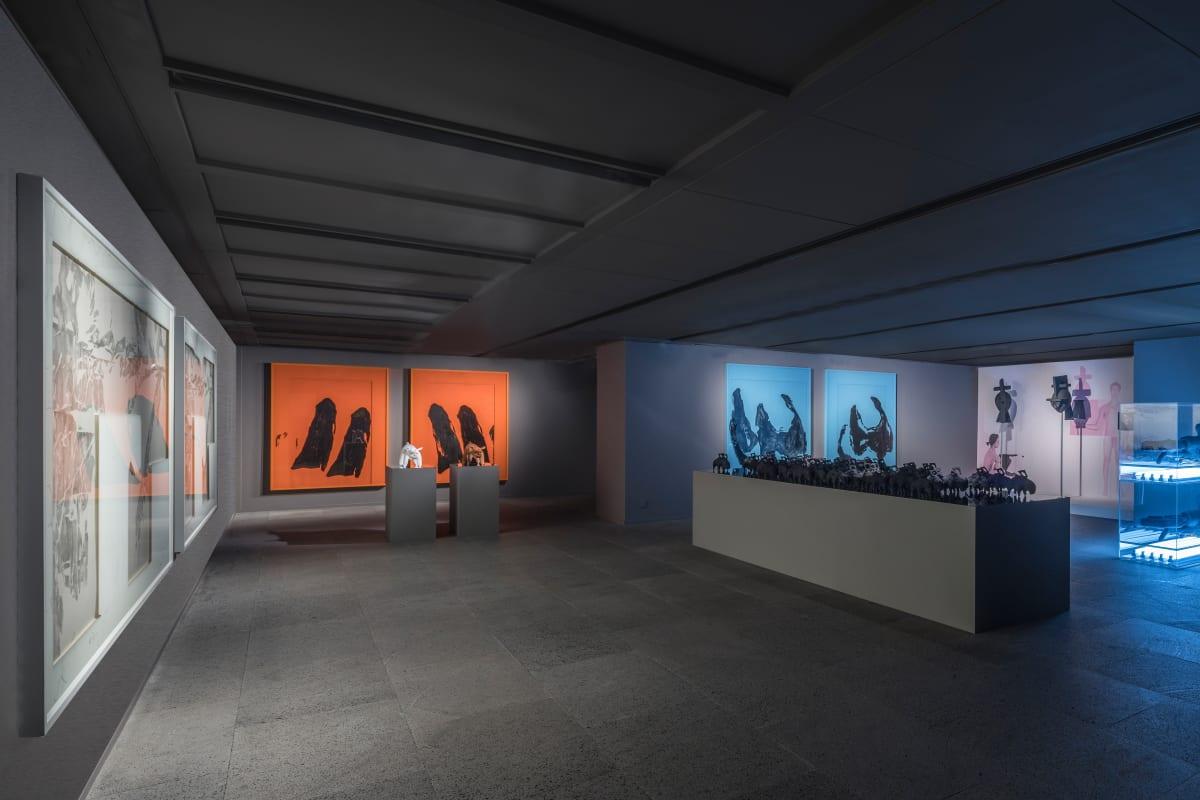 Michael Müller - An Exhibition as a Copy