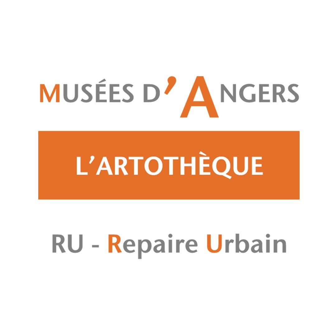 Stéphane Couturier, Artothèque, RU - Repair Urbain, Angers