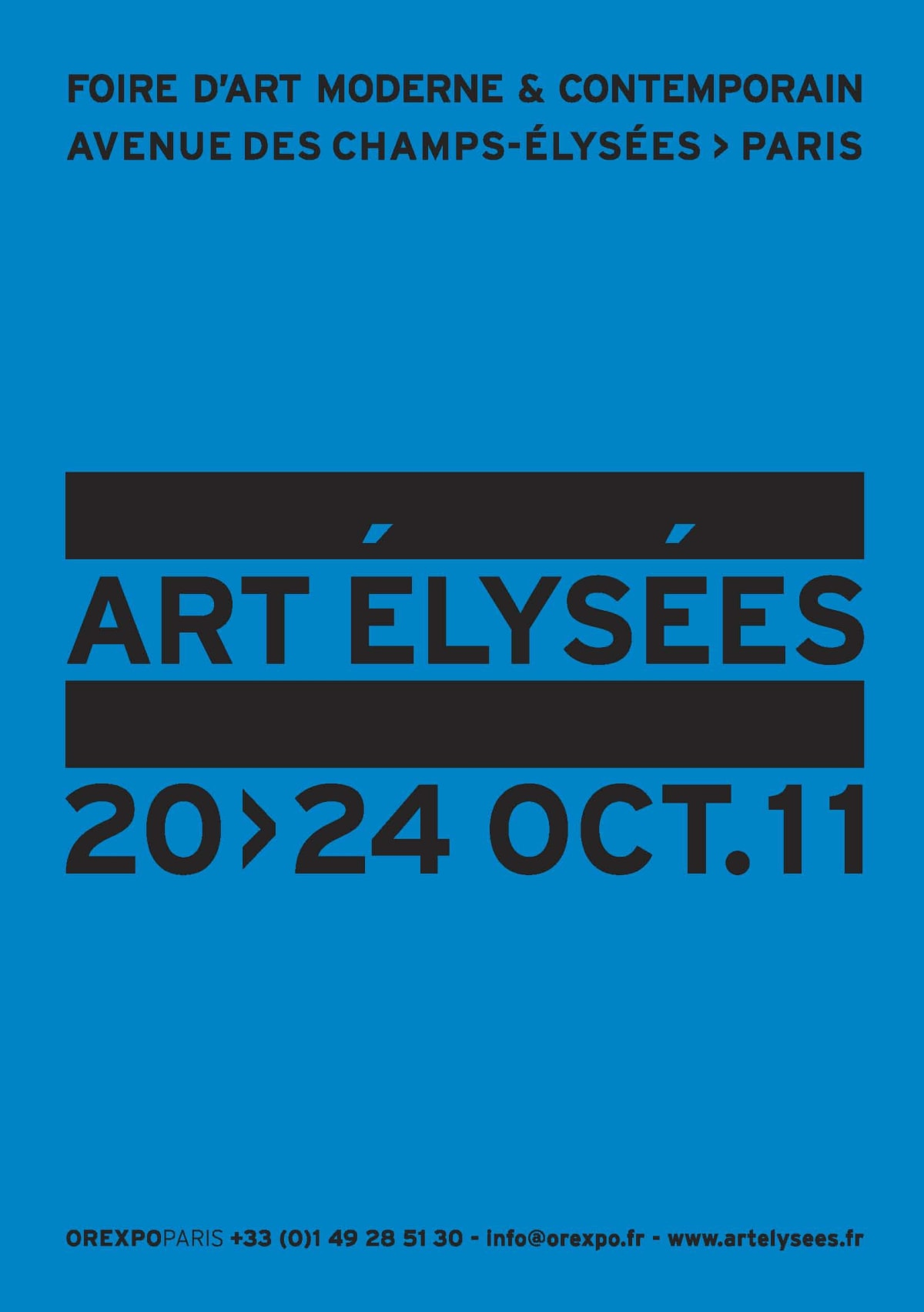 ART ELYSEES 2011