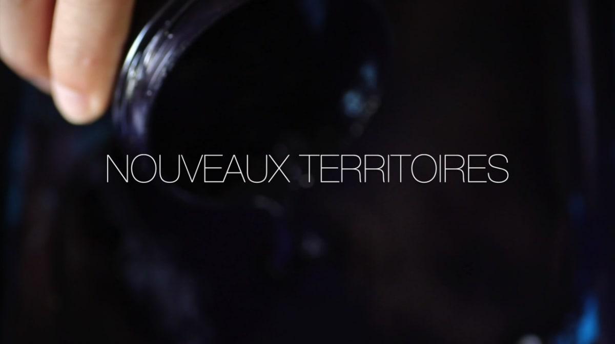 Nicolas Lefeuvre, Nouveaux Territoires