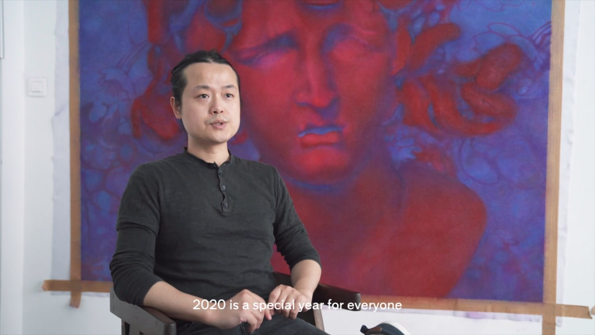 Video: Zhang Yunyao Artist Film