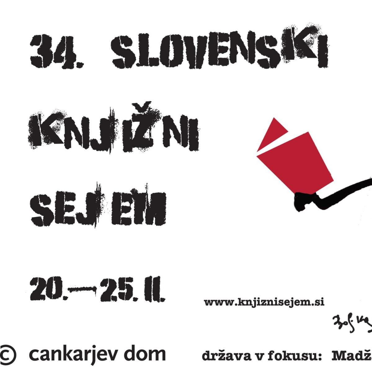 34th Slovenian book fair