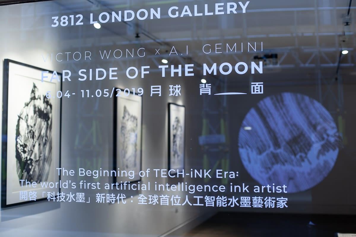 Far Side Of The Moon 3812 London Gallery 1