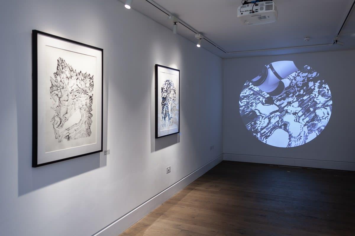 Far Side Of The Moon 3812 London Gallery 3