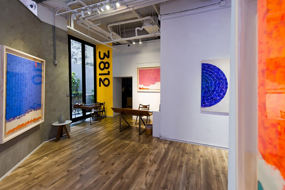 Hsiao Chin Solo Exhibition To An Infinite Ascendence 3812 Gallery Hong Kong 5