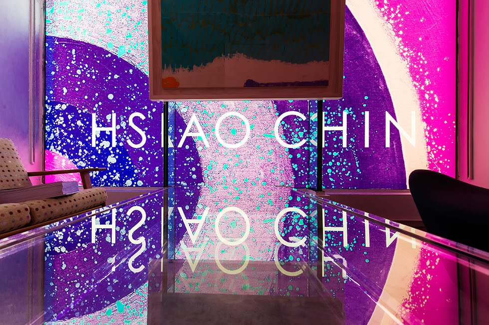 Hsiao Chin Solo Exhibition To An Infinite Ascendence 3812 Gallery Hong Kong 8