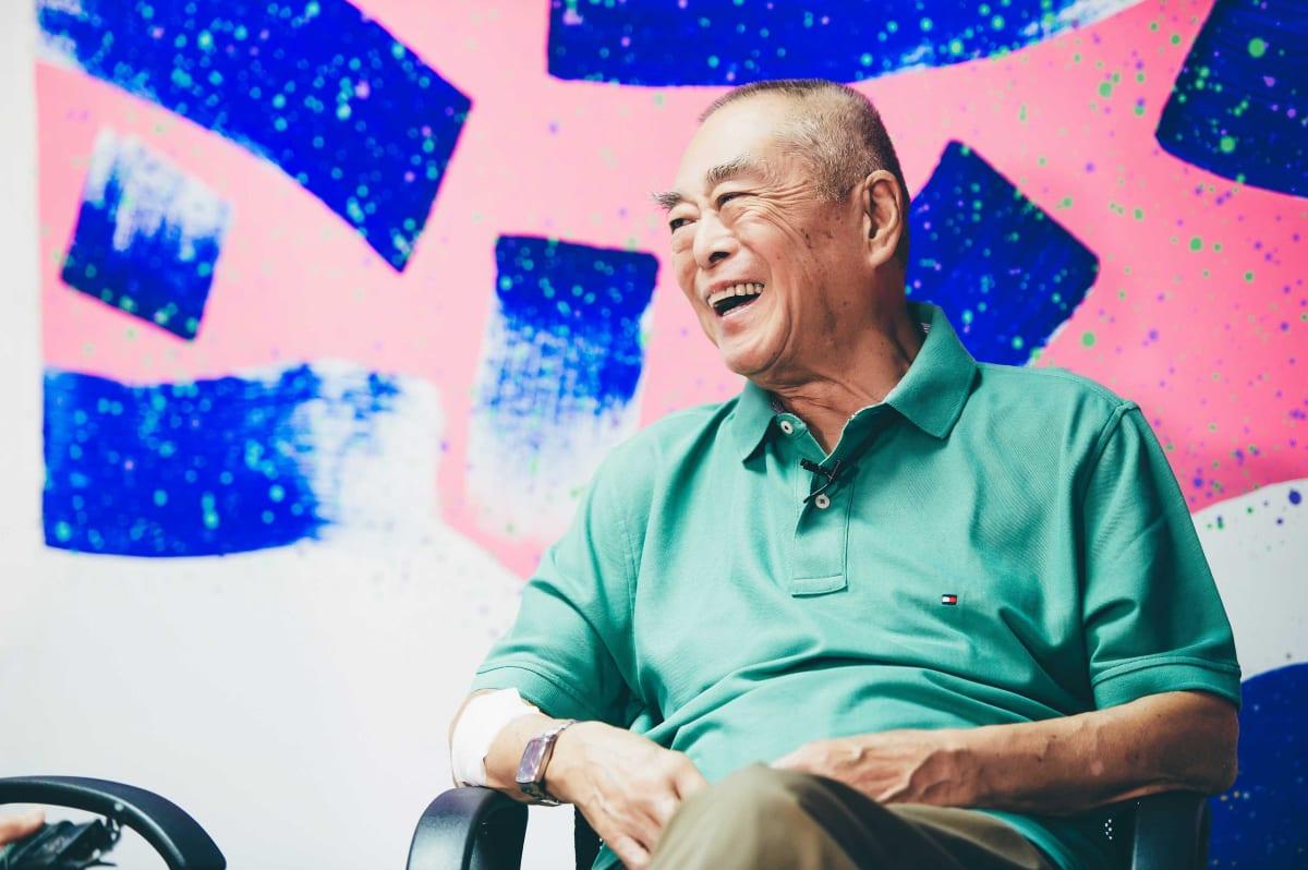 Press | Cobo Social: Iconic Abstract Artist Hsiao Chin on Love, Art and Spirituality