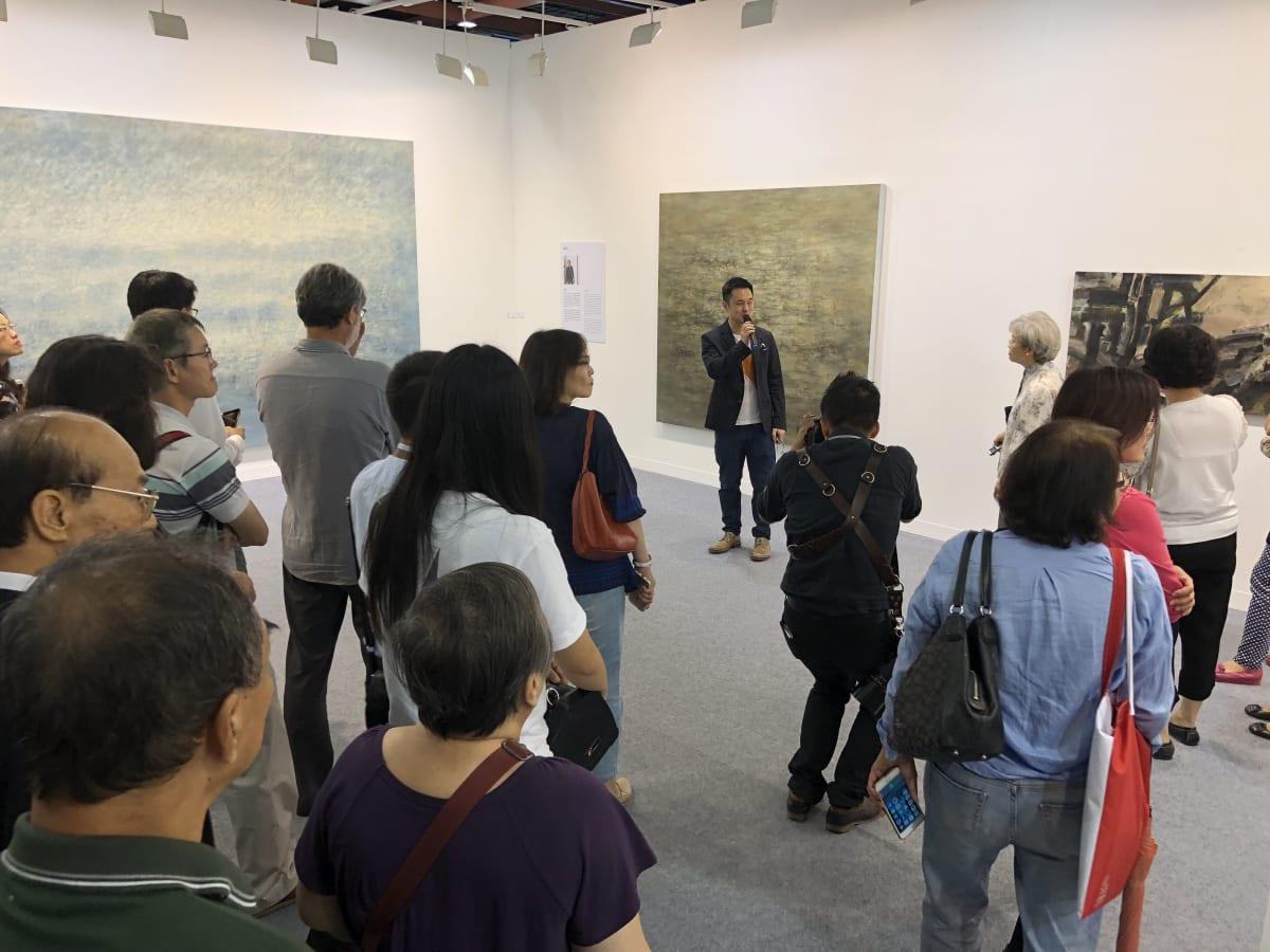 2017 Arttaipei Exhibition02