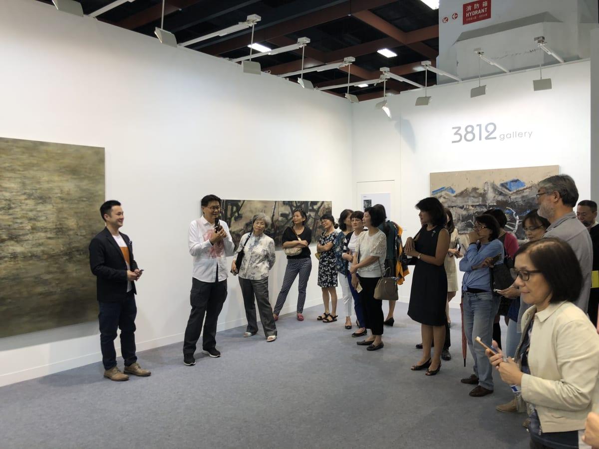 2017 Arttaipei Exhibition03
