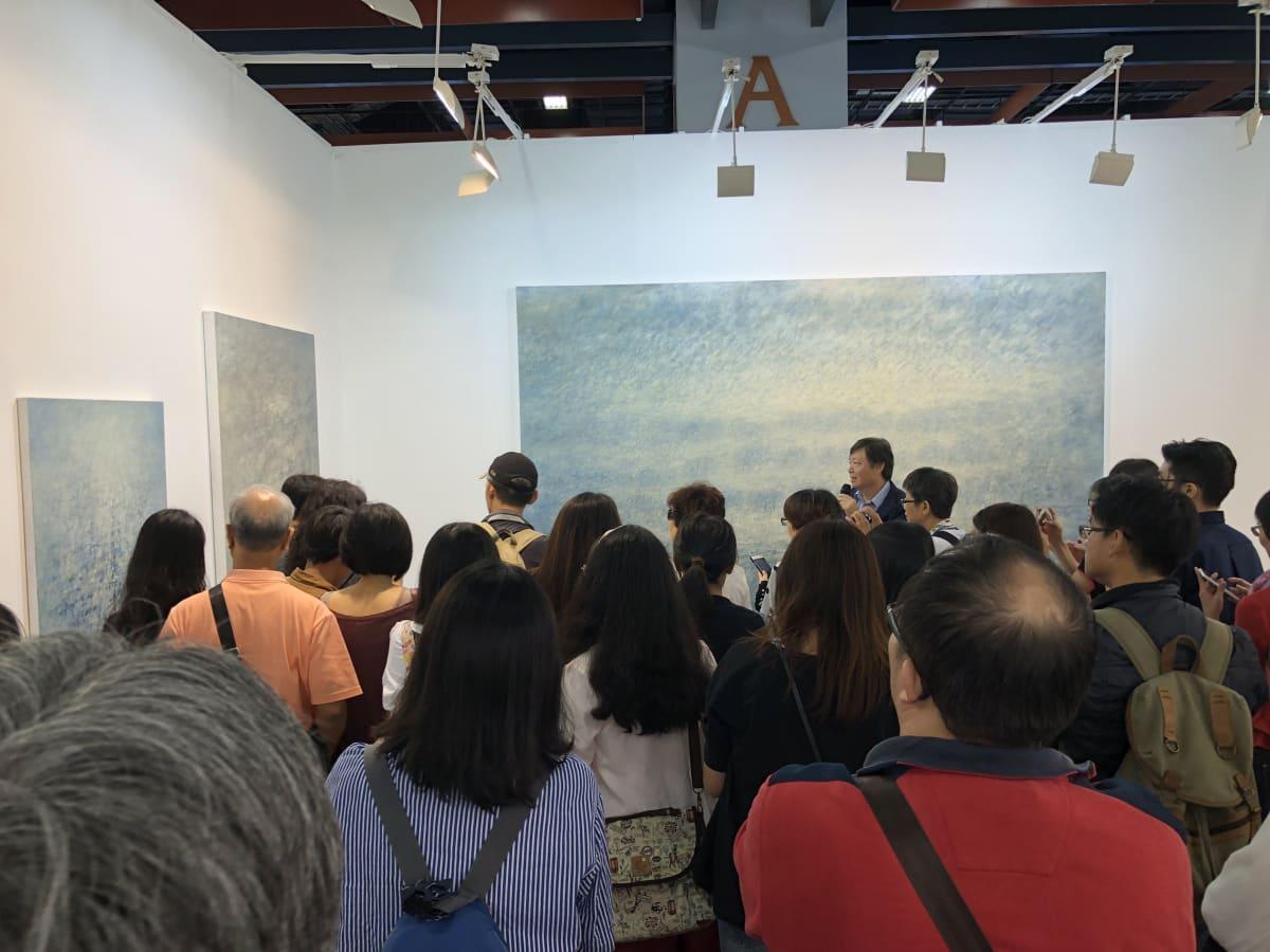 2017 Arttaipei Exhibition04