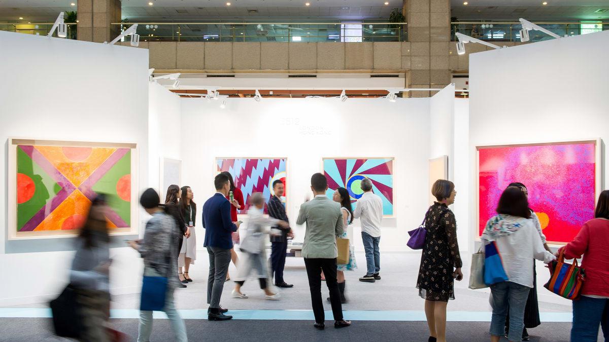 2018 Arttaipei Exhibition01