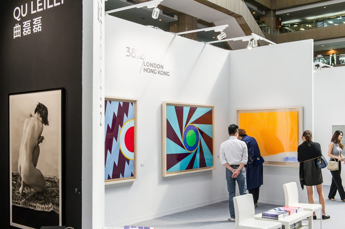 2018 Arttaipei Exhibition03