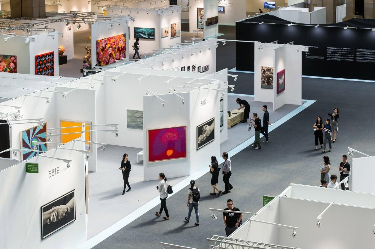 2018 Arttaipei Exhibition04