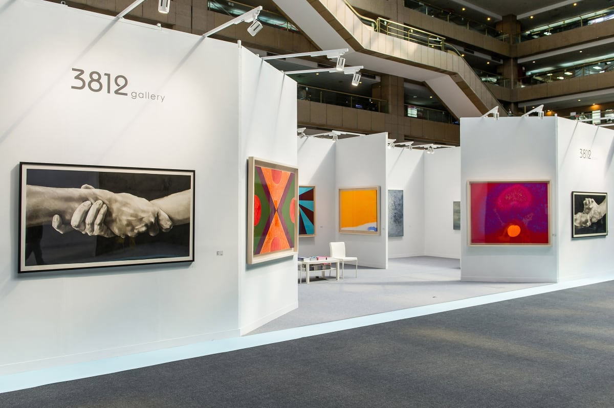 2018 Arttaipei Exhibition07
