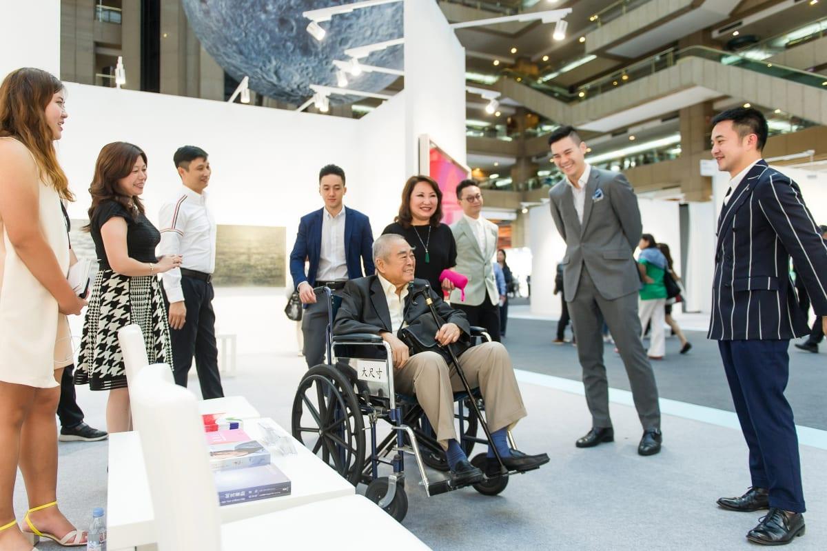 2018 Arttaipei Exhibition09