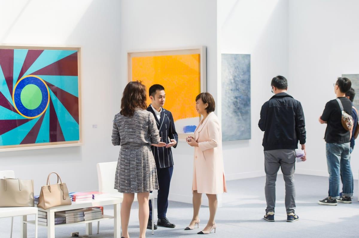 2018 Arttaipei Exhibition10