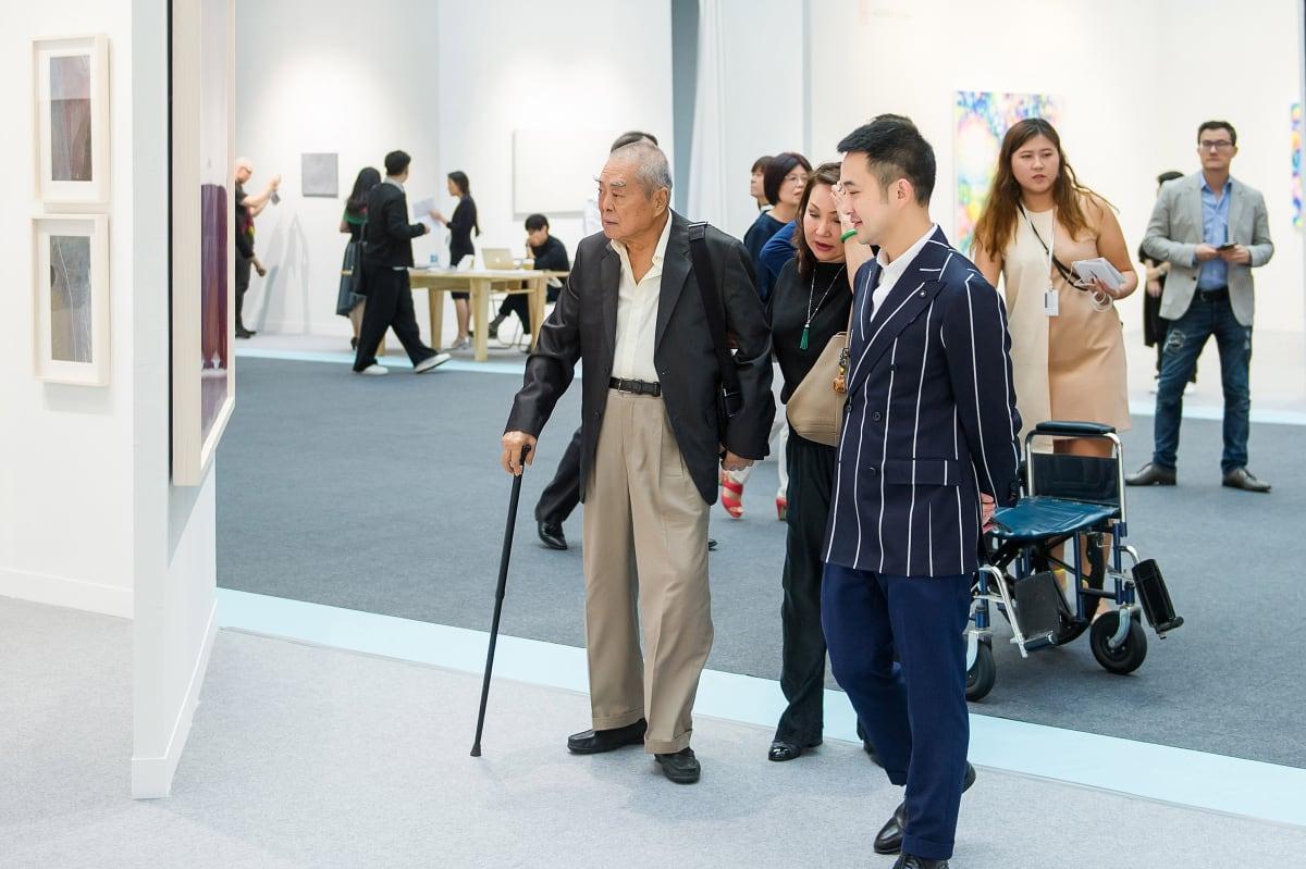 2018 Arttaipei Exhibition11