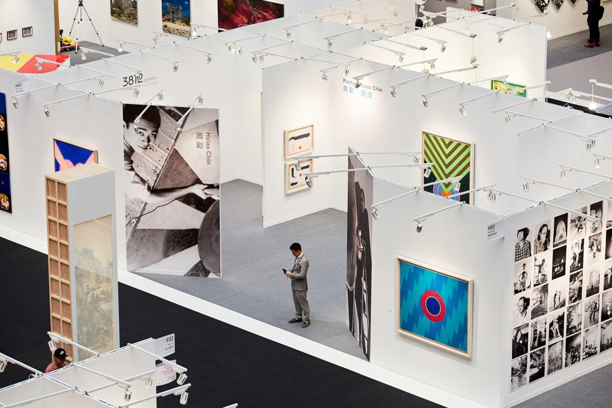 2019 Arttaipei Exhibition02