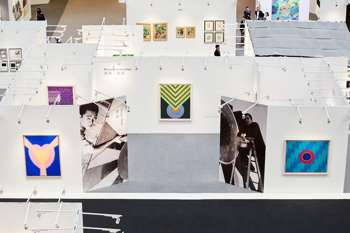 2019 Arttaipei Exhibition03