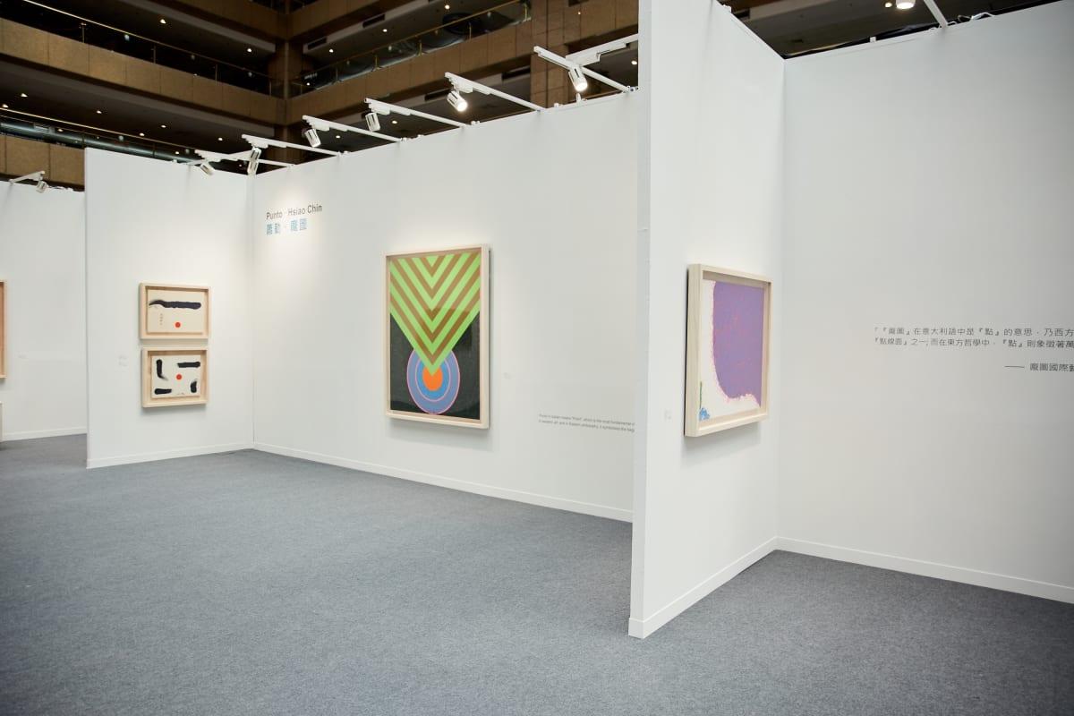 2019 Arttaipei Exhibition08