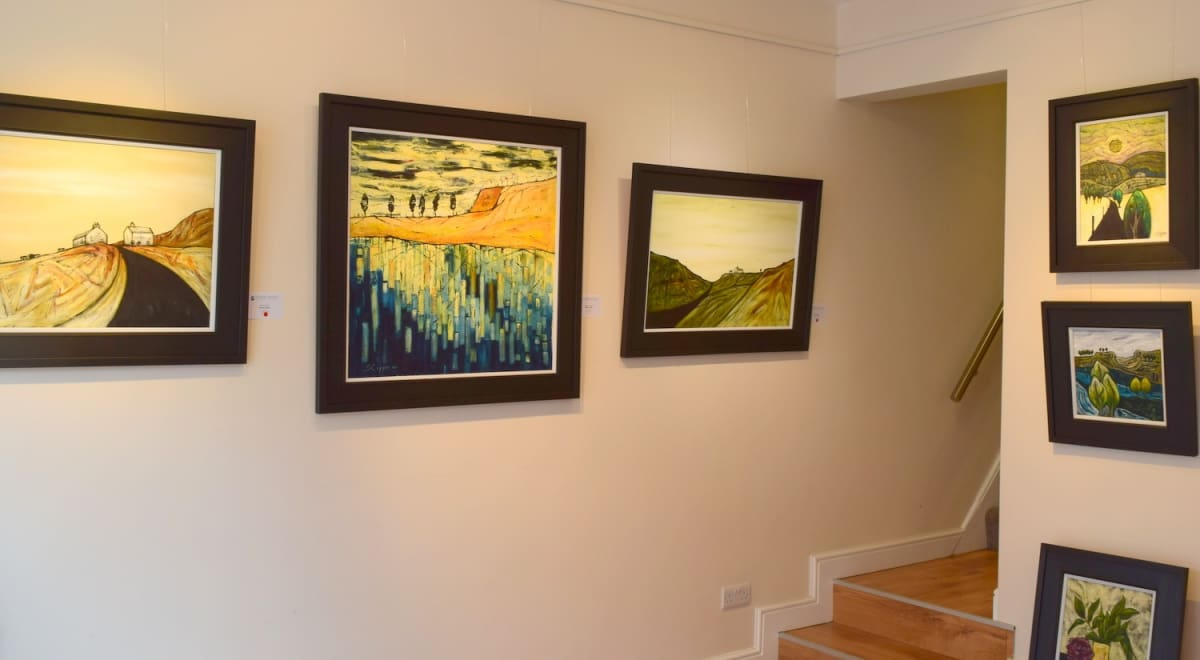 Steve Capper Gallery View Northern Colourist