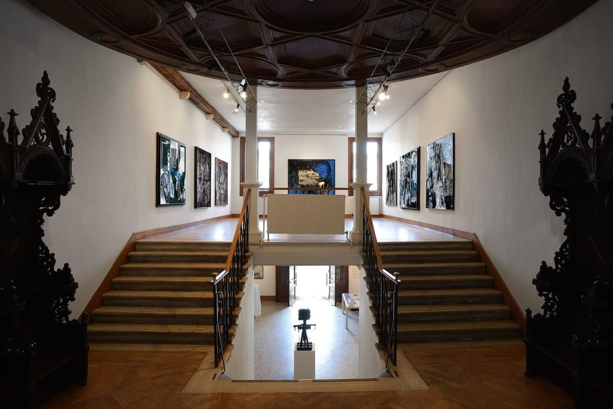 Antoni Clavé | during Venice Biennale | Scoletta dell'Arte dei Tiraoro e Battioro, Venezia