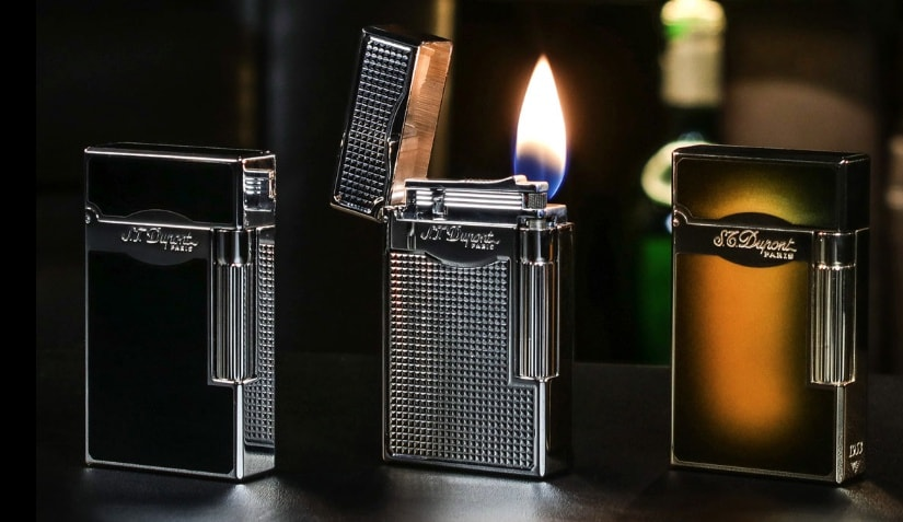 S.T. Dupont Lighters and Pens