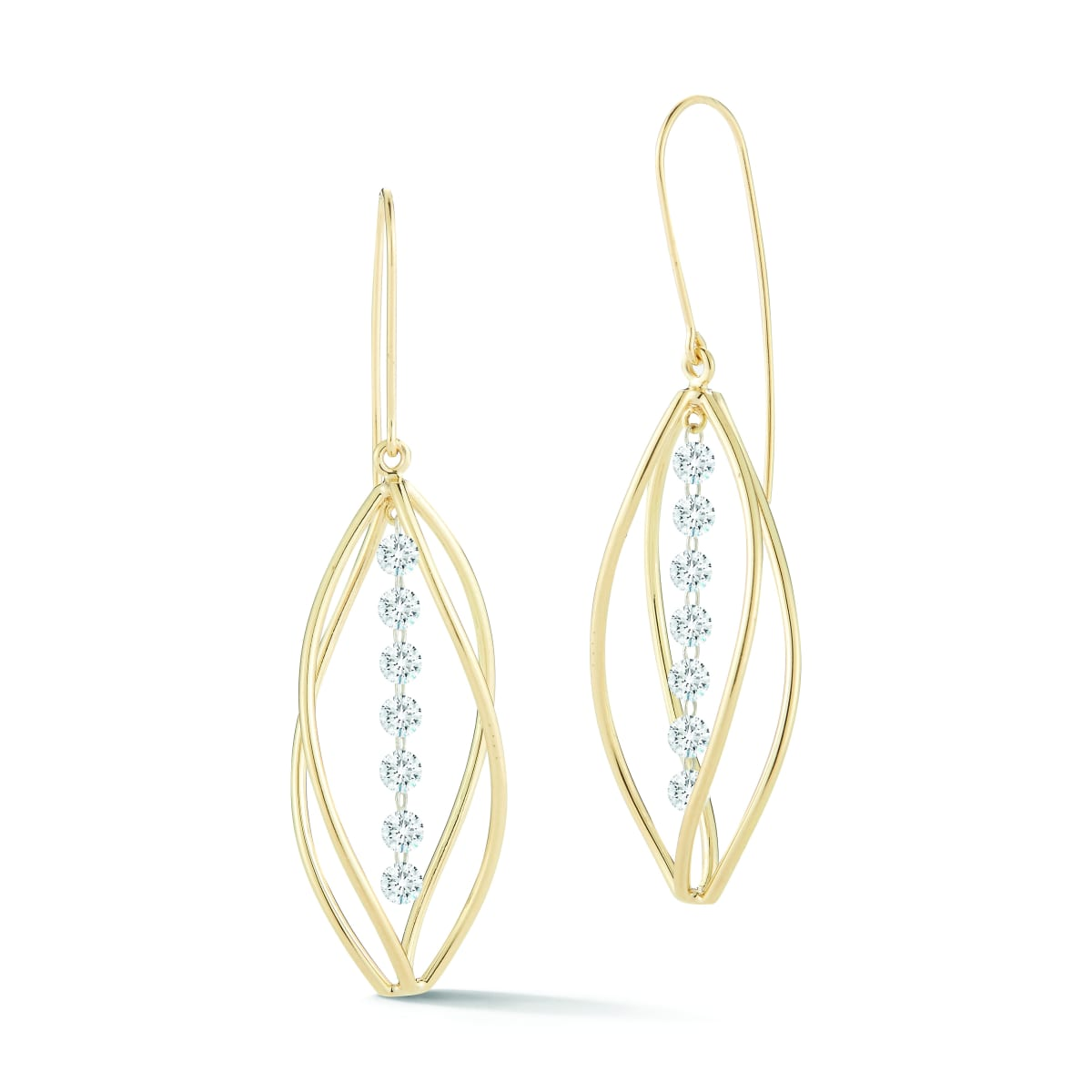 Willow Diamonds designed by Jacqueline Earle, If You Love Diamonds... Set Them Free!