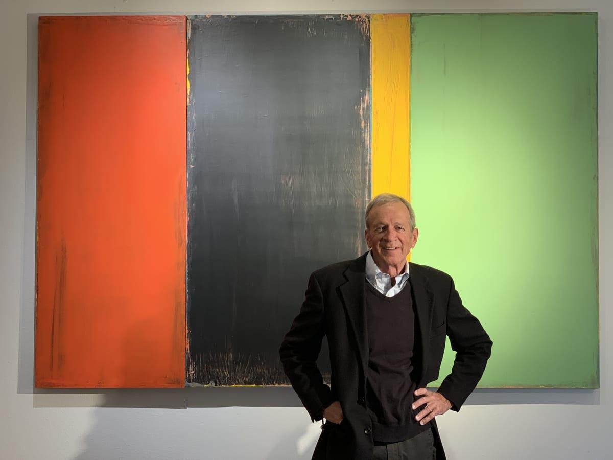 The Abstract Art of David Rothermel