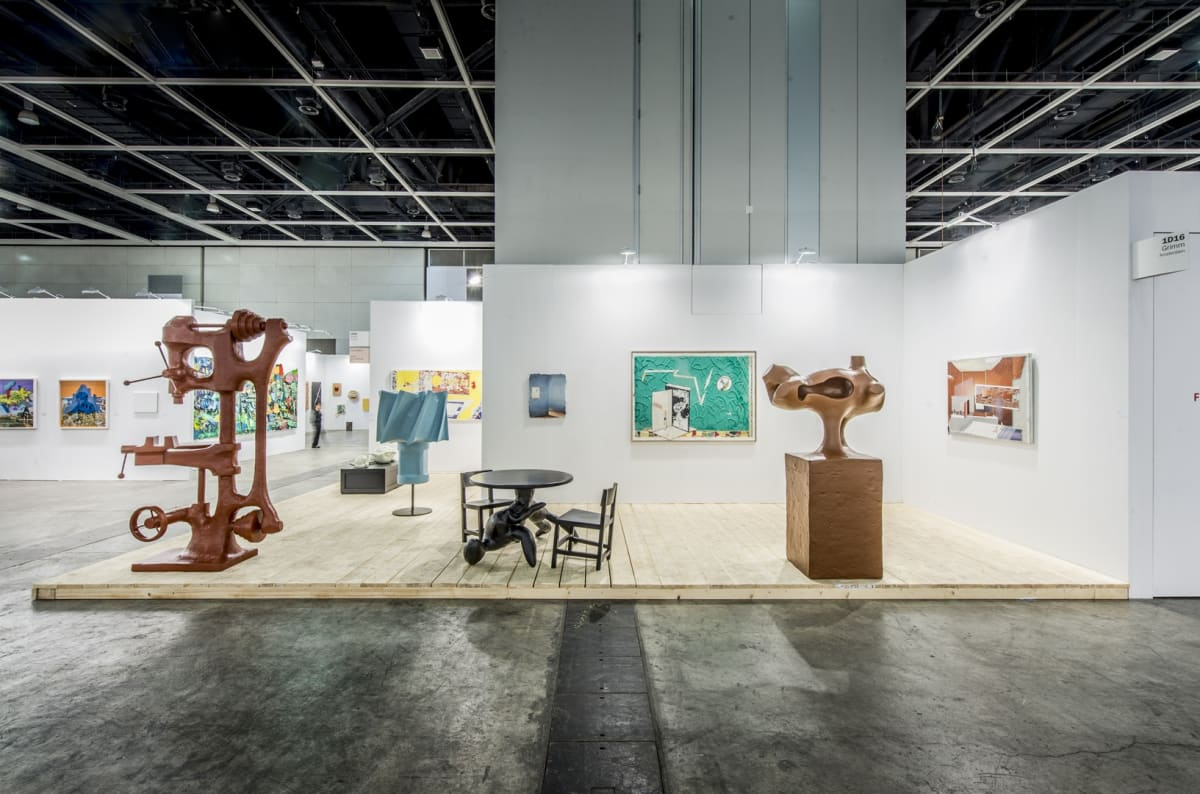 Art Basel | Hong Kong 2014
