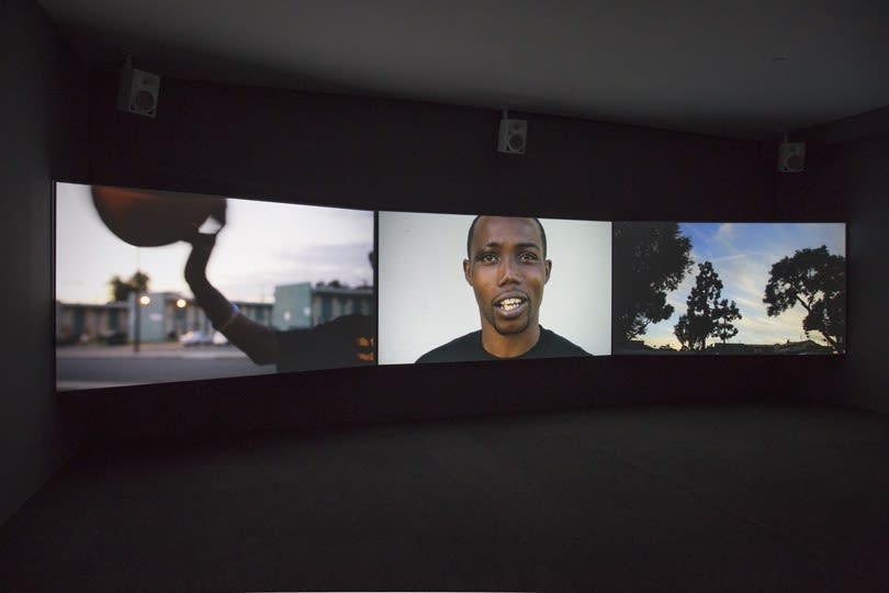 Imperial Courts | Video Installation