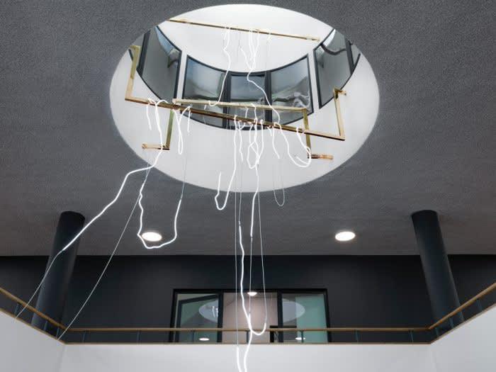 New installation by Saskia Noor van Imhoff at Utrecht Library
