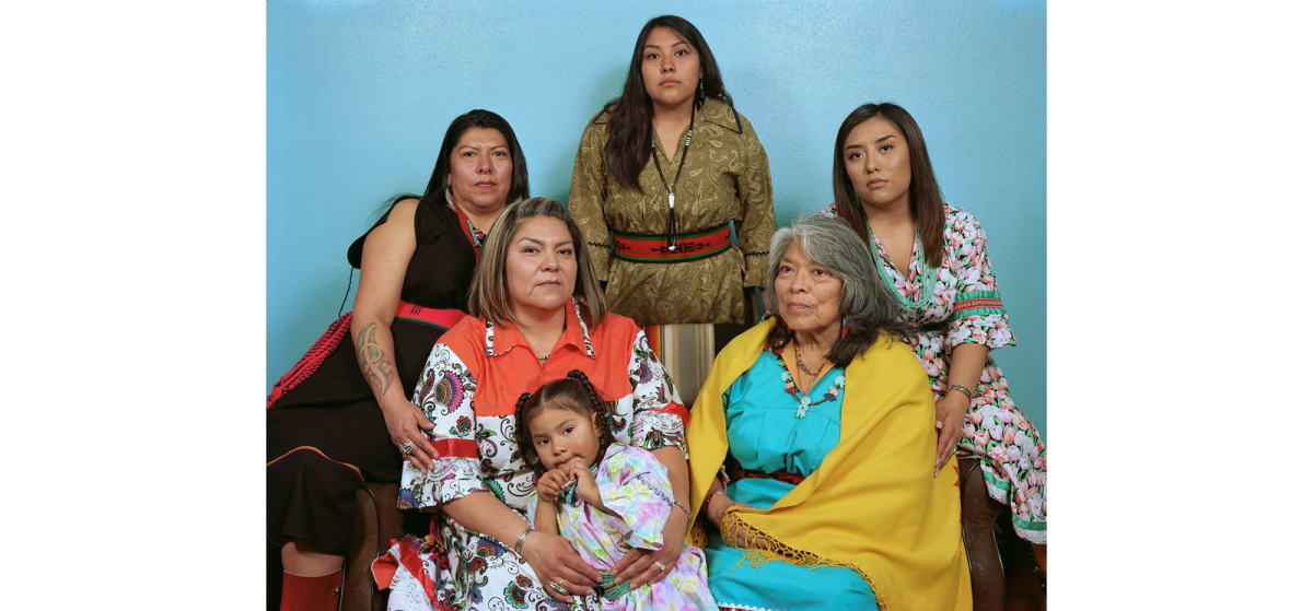 Tewa Women United, New Mexico, Vogue
