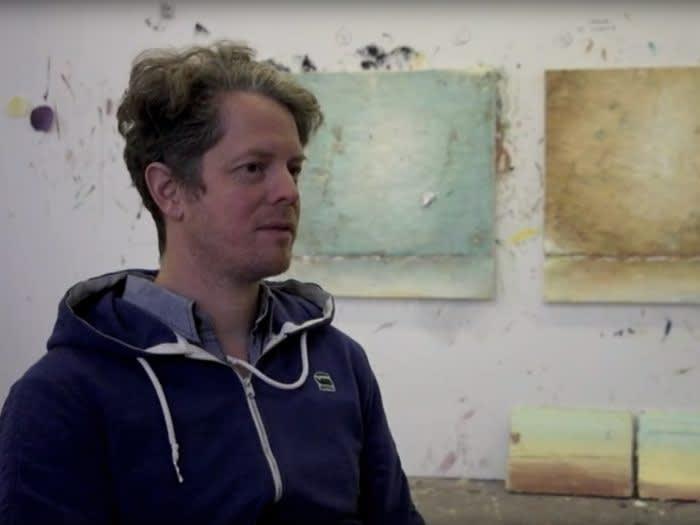 The Vincent Award Room: Matthias Weischer | Gemeentemuseum Den Haag