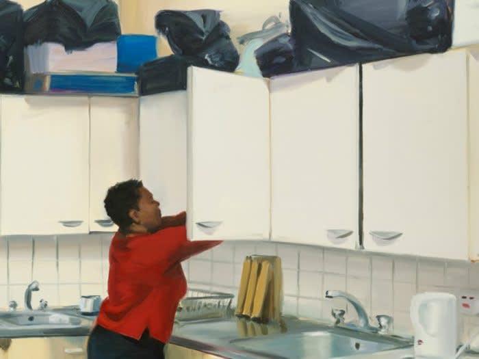 ARTIST'S TALK: CAROLINE WALKER